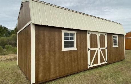 Auburn AL Portable Lofted Barn Sheds