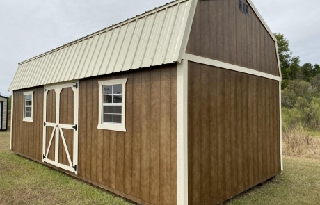 Phenix City GA Portable Lofted Barn Sheds