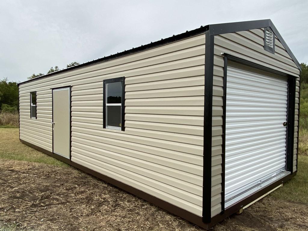Portable Garages - Portable Buildings GA l Action Buildings