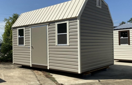 Portable Lofted Barn Sheds Columbus GA
