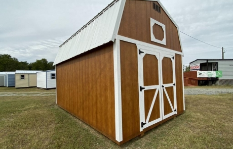 Portable Lofted Barn Sheds Phenix City