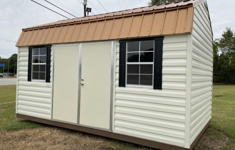 Portable Lofted Barn Sheds in Columbus