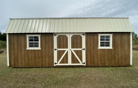 Tifton GA Portable Lofted Barn Sheds